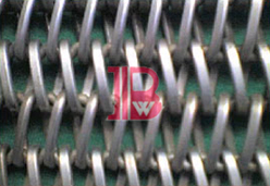 Flatted Wire Conveyor Belts